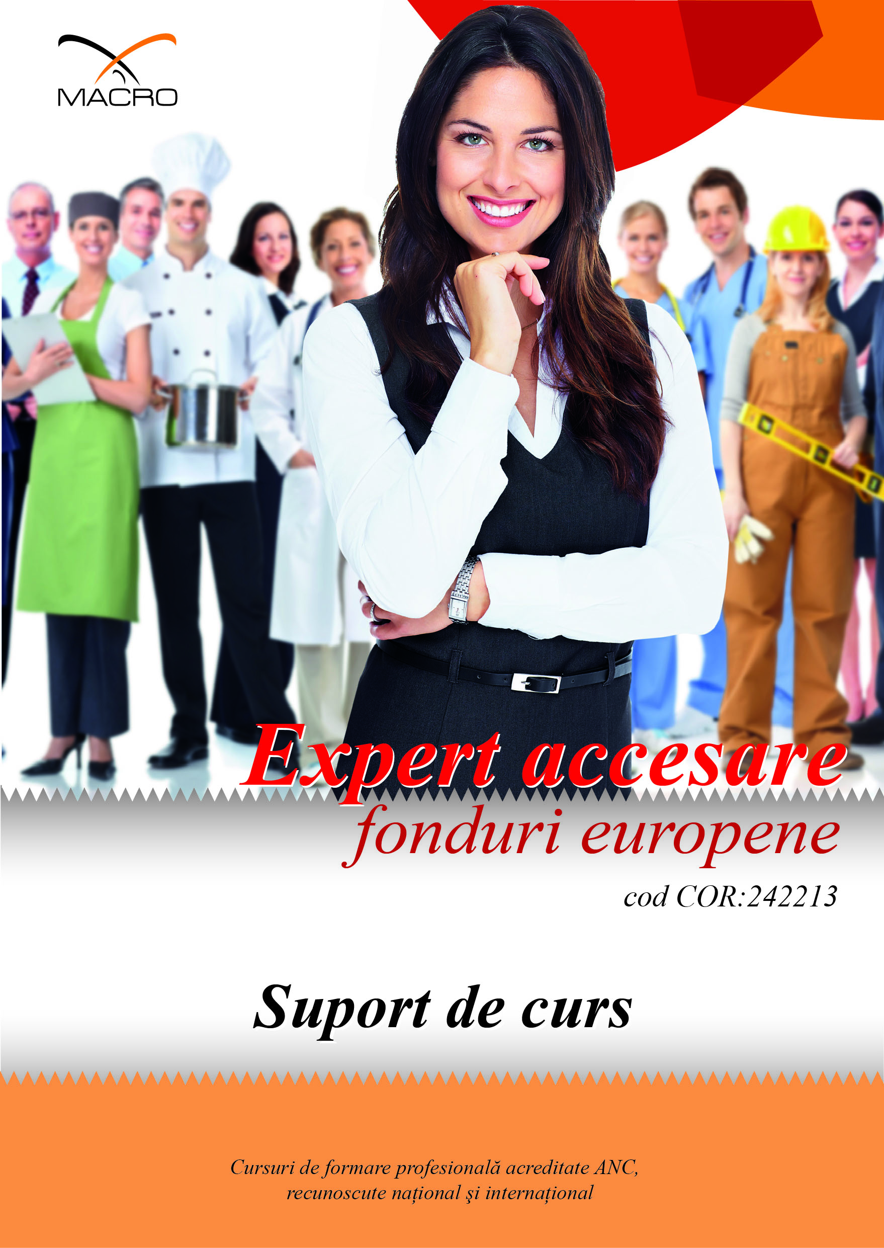 Curs accesare fonduri europene
